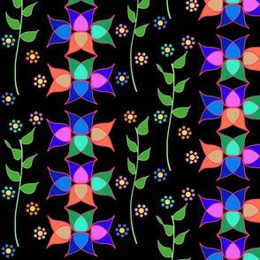 Spring Simplicity #5 - black