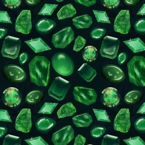 Green gems luxury