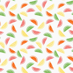 Candy Fruit Slices