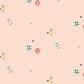 Abstract minimalism symbols