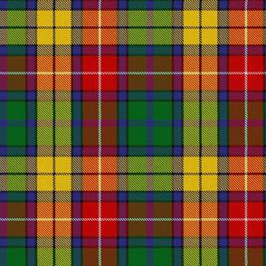 Buchanan tartan clan