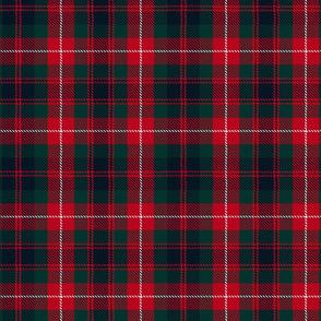 Fraser of Lovat tartan clan