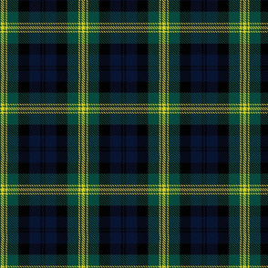 Gordon tartan clan