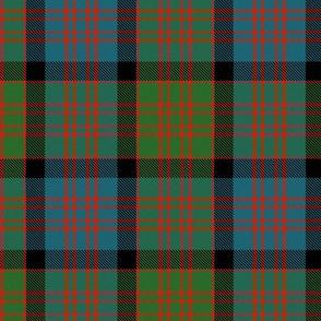 MacDonald tartan clan