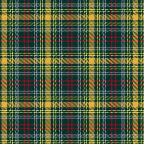 O'Brien tartan clan