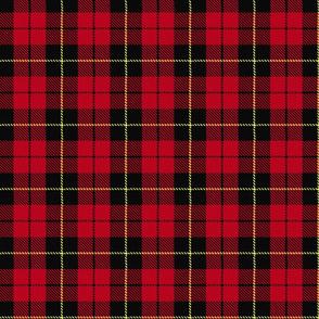 Wallace tartan clan