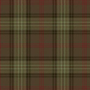 Ross tartan clan