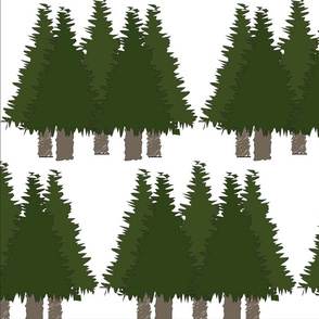 Wooded Pines