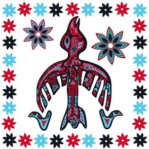 Tlingit Raven
