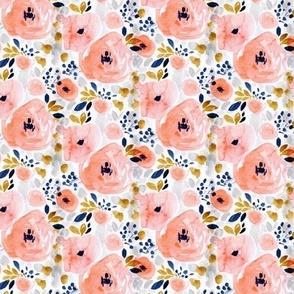 genevieve floral XXS