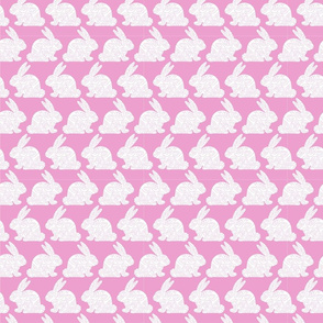 Pink Bunny Swirl