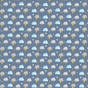 Mini Kawaii Stormy Weather