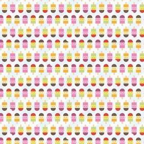 Mini Kawaii Summer Ice Lollies / Popsicles