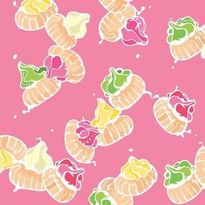 batik biskut butang