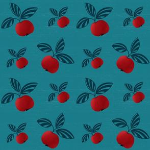 Velvet apples