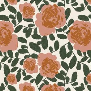 Desert Rose 7x7