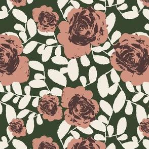 Desert Garden Rose 7x7
