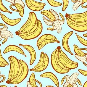 bananas - mint
