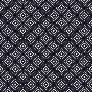 Blue White checkers  (3V)
