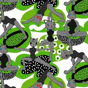 Green Goddess Gato