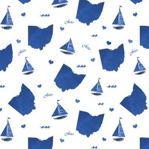 Ohio Indigo Sailboats