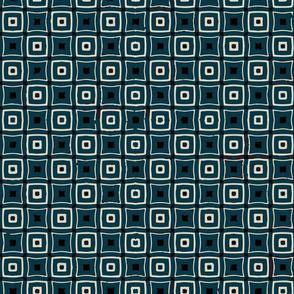 Abstract Checker Board (G)