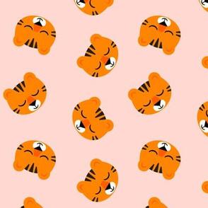 Cute Tigers - Pink - LAD19