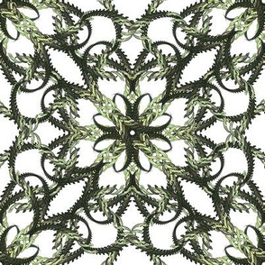 twisted fractals