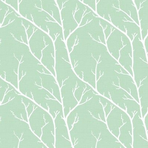 Spring Branches Soft Green