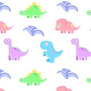 Kawaii Dinos