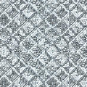 Boxes // navy on white