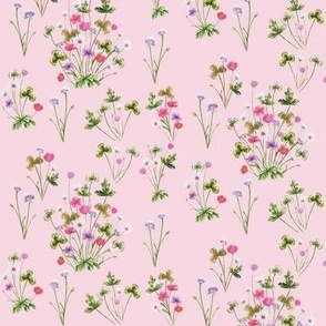 Meadow 04C Magenta Soft Pink