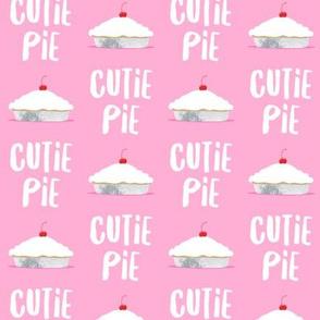 Cutie Pie - pink - LAD19