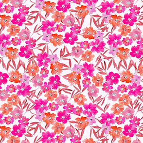 GeoFloral_Blooms_RepeatPatternPink20cm
