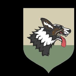 Corgi Stark Banner