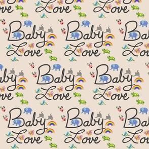 Baby Love - beige