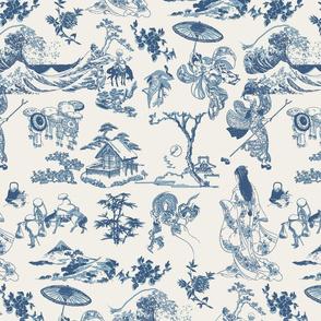 Off white-Blue-BIC_AOP-Hokusai
