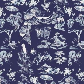 Navy-Off white-BIC_AOP-Hokusai