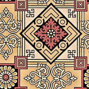 Pompeii Rose Tiles