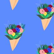 summer flower market