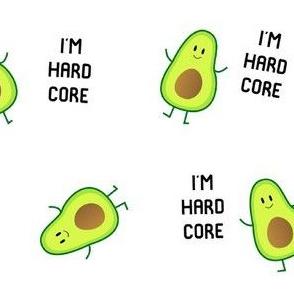 Avacado - I'm Hard Core