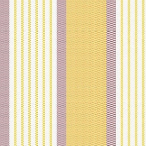 Ticking Triple Stripe Dusty Rose and Yellow Gold