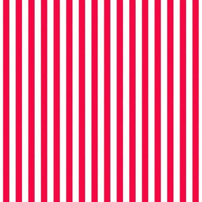 Red And White Striped Coordinate