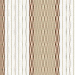 Ticking Triple Stripe Browns