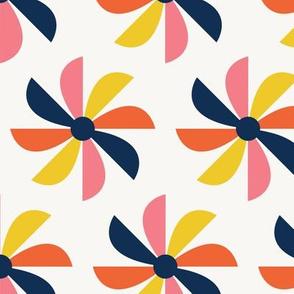 Pretty pinwheels - aolid