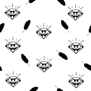 diamond_pattern_vector