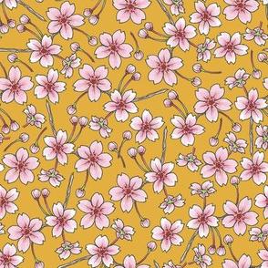 Sakura - Mustard