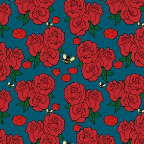 Roses & Bees