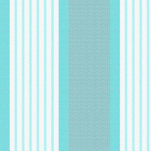 Ticking Triple Stripe in Turquoise