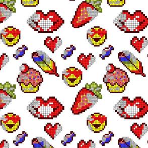 funny pixels